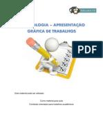 Apresentação Gráfica de Trabalhos - Metodologia