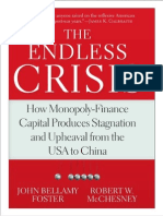 The Endless Crisis - John Bellamy Foster & Robert W. McChesney