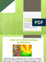 Biotecnologia Ambiental Charla Tecnoparque Sena
