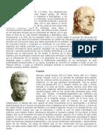 biografia Euripides ESQUILO