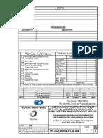 PR-CAF-03829-13-Q-008-1 GAMMAGRAFIA