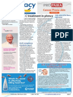 Pharmacy Daily for Wed 18 Mar 2015 - Hep C treatment in phmcy, CHF
