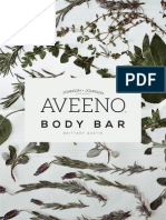 Aveeno Soap Product Redesign