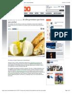 5 marcas de aceite de oliva premium que tenés que probar | Conexión Brando