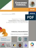 Guia de practica clinica Candidosis Vulvovaginal