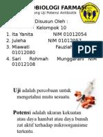 MIKROBIOLOGI FARMASI