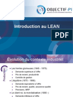 Introduction Lean