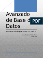 Automatización parcial de un banco