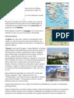 Resumen turistico GRECIA