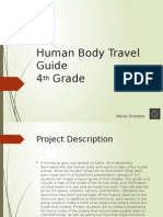 human body travel guide