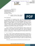 NAACP Deseg Letter