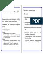 Paradigma Funcional - Lisp