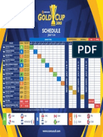 Concacaf - Gold Cup 2015 Schedule Book_highres