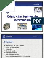 Como_citar_fuentes informativas.ppt