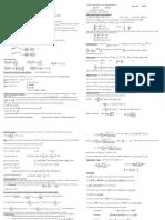 Eng Analysis Cheat Notes