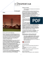 No Interesa Que Se Investigue La Contaminación Electromagnética