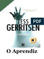 Tess Gerritsen - O Aprendiz