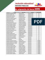 2do listado universidades publicas.pdf