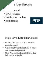 Wide Area Network(WAN)