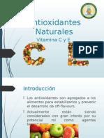 Antioxidantes Vitamina C