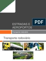 Aula 1 - Transporte Rodoviário