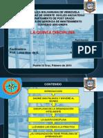 Presentacion Quinta Disciplina