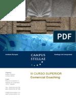 III Curso Superior Comercial Coaching