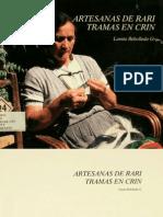 Artesanas de Rari Tramas en Crin