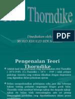 teori thornedike