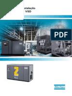 Manual de Instalação ZR ZT 75-90 VSD