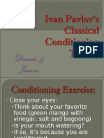 Ivan Pavlov_s Classical Conditioning Theory