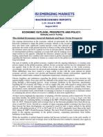Aug 2012 Econ Report