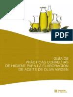 Aceite de Oliva Cast