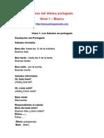 Curso Portuges Bueno