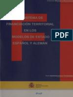 Sistema de Financiación Territorial Español y Alemania