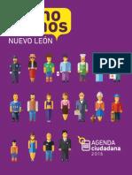 Agenda Ciudadana 2015 - Cómo Vamos Nuevo León