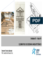 DTA-Aula 04-Elementos Desenho Arquitetonico