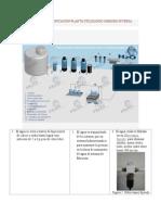 Proceso de Purificación Planta Utilizando Osmosis Inversa
