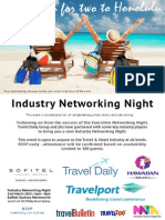 Business Events News for Wed 18 Mar 2015 - NTIA voting now open, Tourism fastest growing sector?, $610m Festival Plaza revamp, Getting to Know