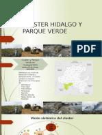 Cluster Hidalgo y Parque Verde