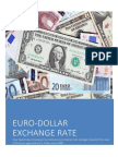 Eurodollar - Quantitative easing and interest rate change announcements