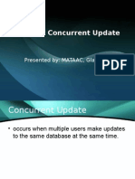 Support Concurrent Update