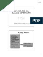 Implementasi Dan Evaluasi Keperawatan(1)