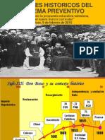 Origenes Historicos Del Sistema Preventivo