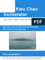 Shek Kwu Chau Incinerator Photostory