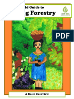 Guide to Analog Forestry - August 2013
