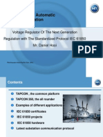 TC260 IEC 61850 Presentation