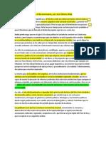 El Desborde Popular y El Bicentenario PDF