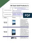 Brand tablet pc pricelist´+ê2013´+ë