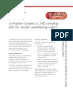 ZZ 1207573397 IsoFraction LNG Sampling SystemR2